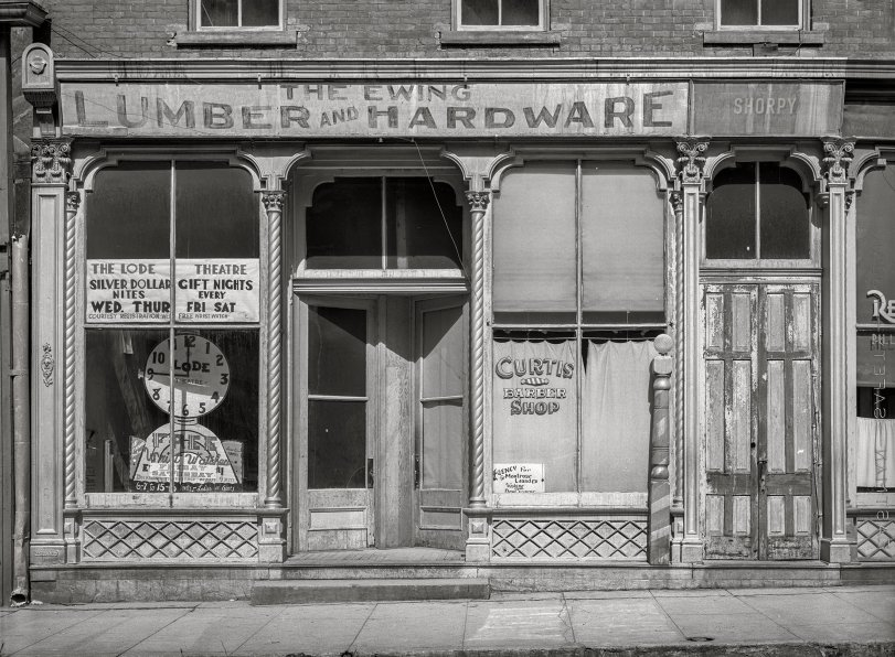 The Barber of Silverton: 1940