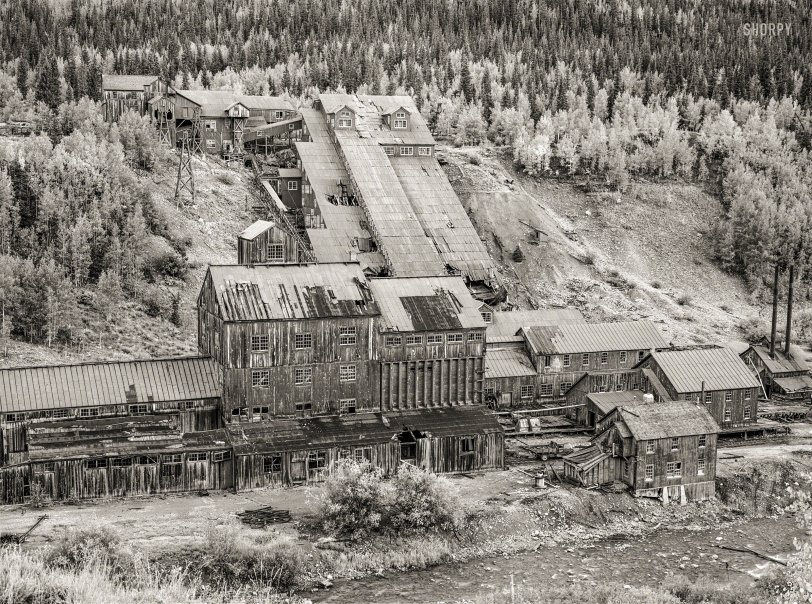 After the Gold Rush: 1940