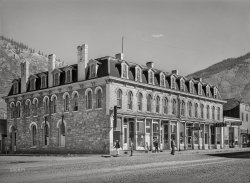 Imperial Hotel: 1940