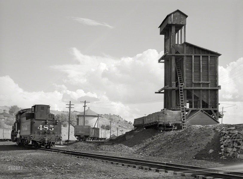 Rio Grande: 1940