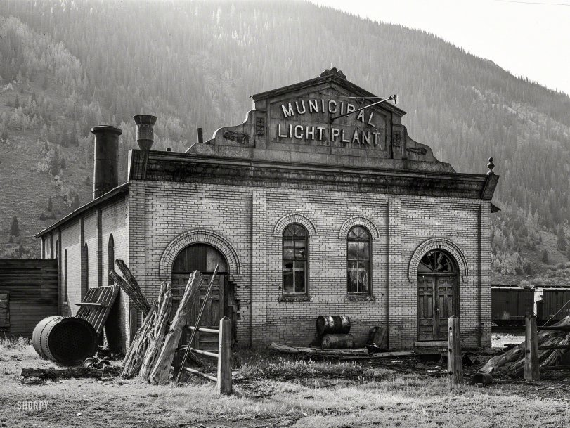 Municipal Light: 1940
