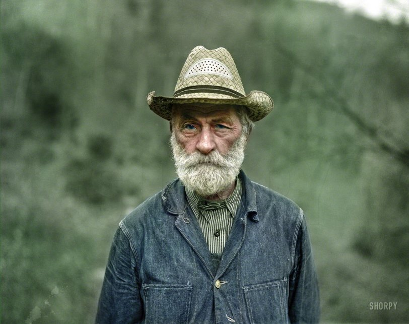 Grandfather of All (Colorized): 1935