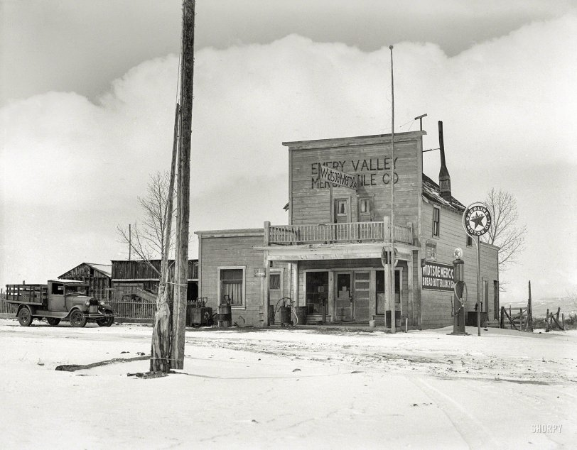 Running on Empty: 1936
