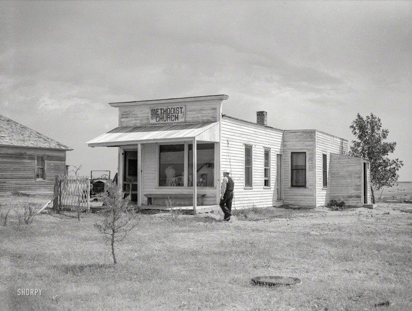 Church of Meteorology: 1936