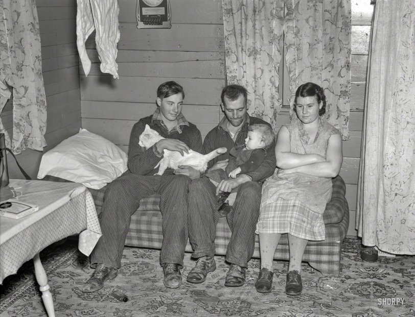 Family Farmers: 1936