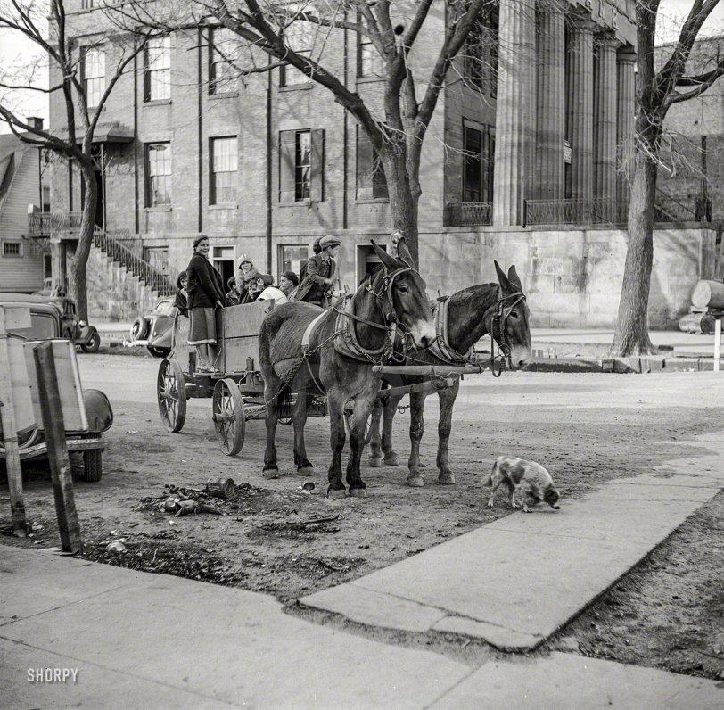 Family Cart: 1937