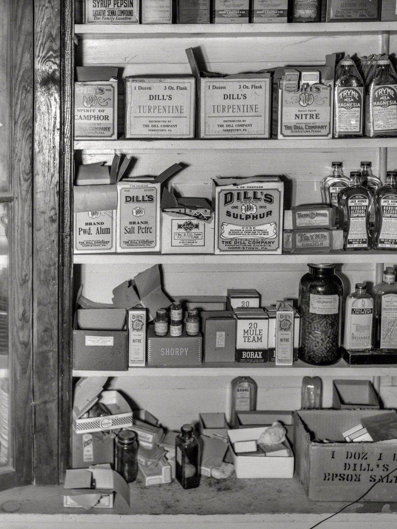 Bad Medicine: 1939