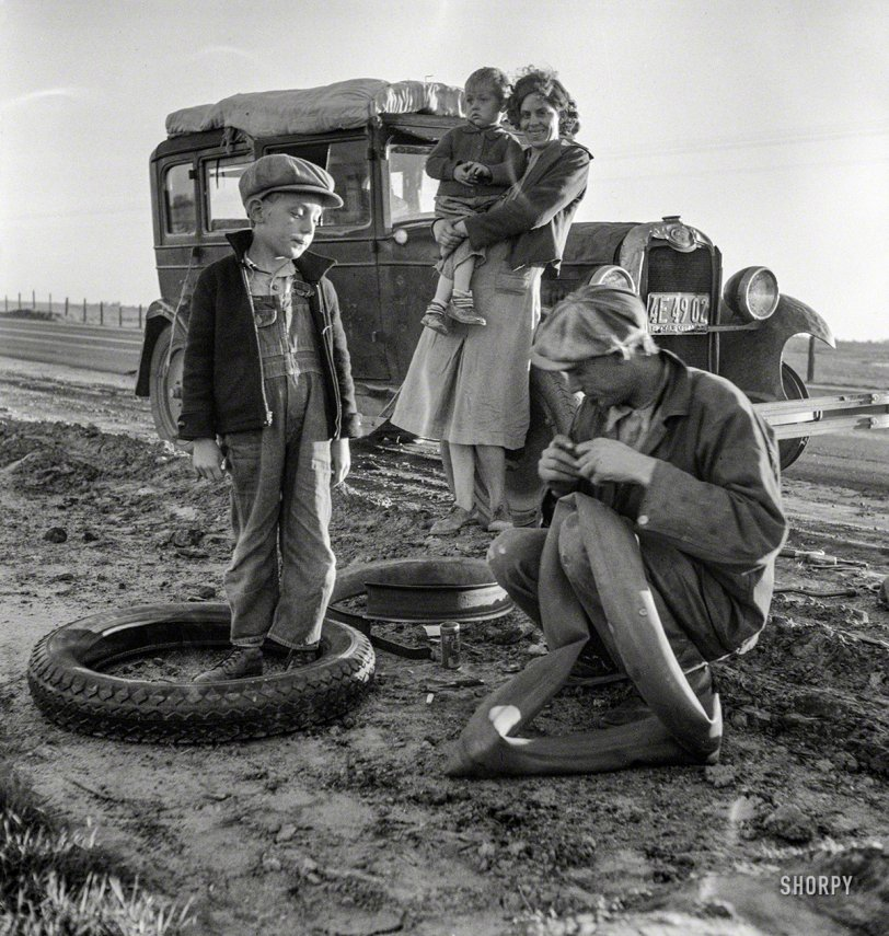 Fix-a-Flat: 1937