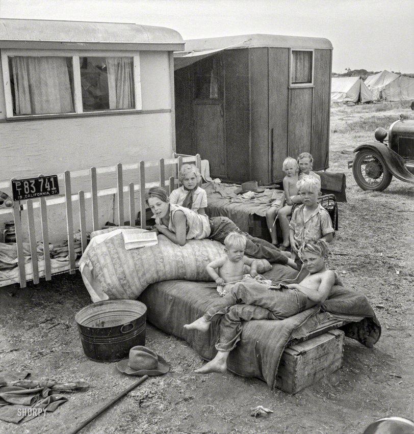 Okie Tater Tots: 1937