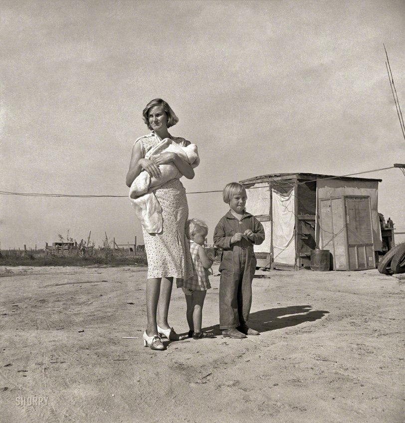 A Growing Family: 1938