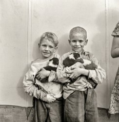 And Puppy-Dog Tails: 1938