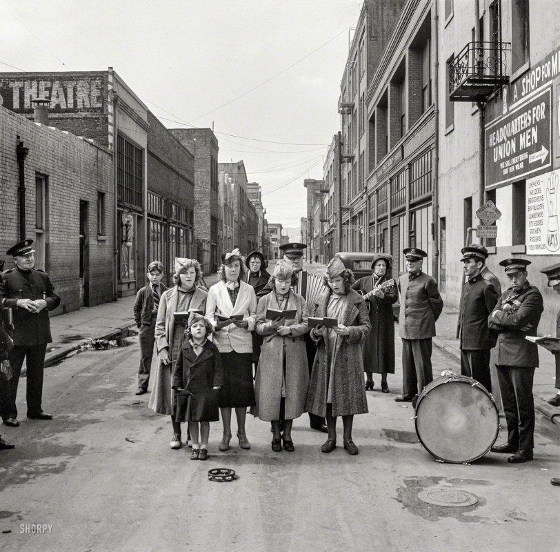 Onward Christian Soldiers: 1939