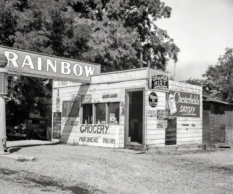 Rainbow Gas: 1939