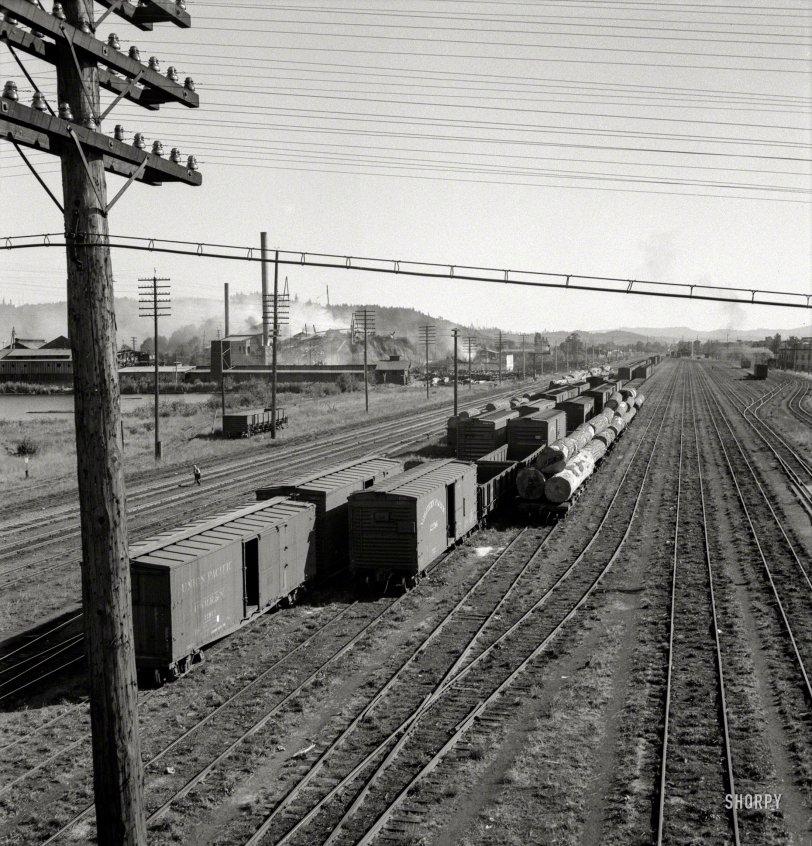 Smoke and Wreckage: 1939