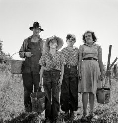 In the Beans: 1939