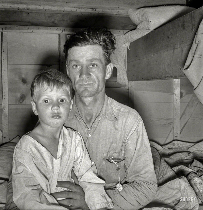 Migrant Father: 1939
