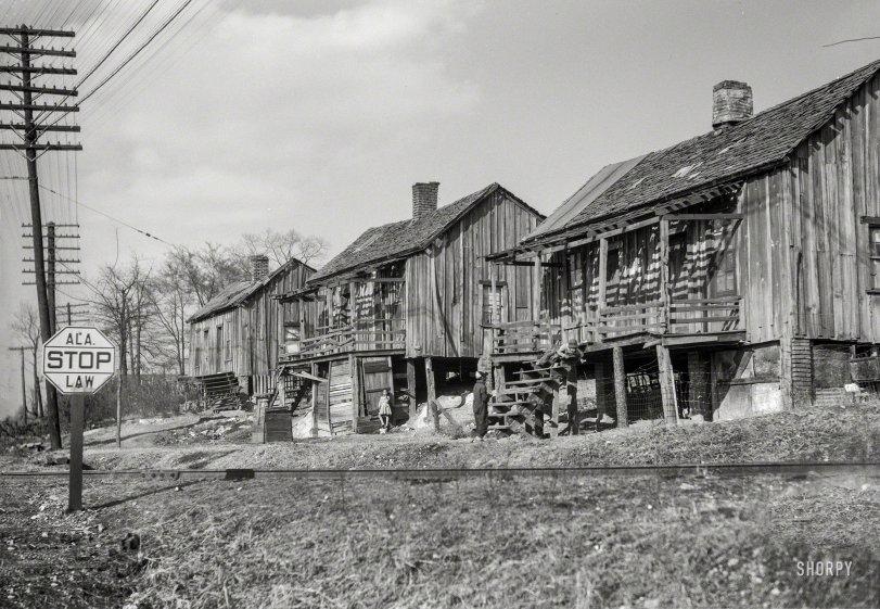Alabama Stop: 1937