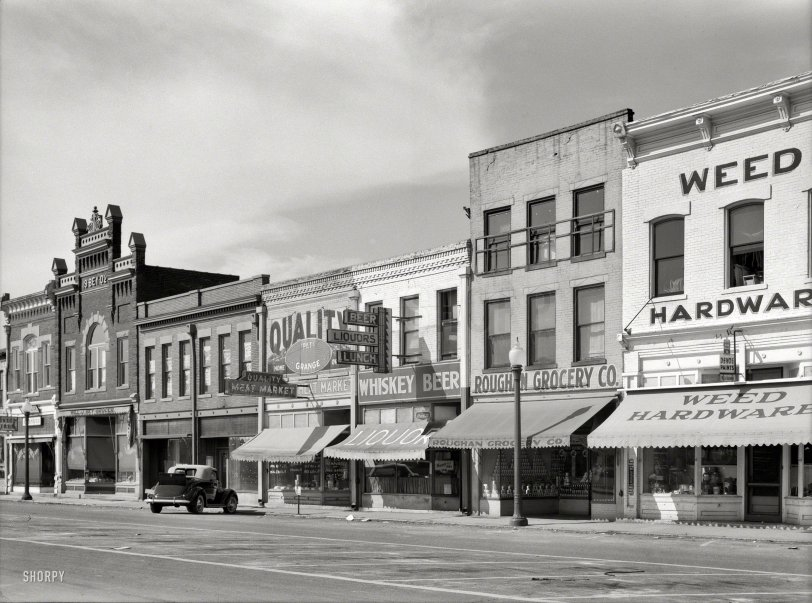 Weed Hardware: 1938