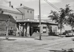 Co-op Gasoline: 1937