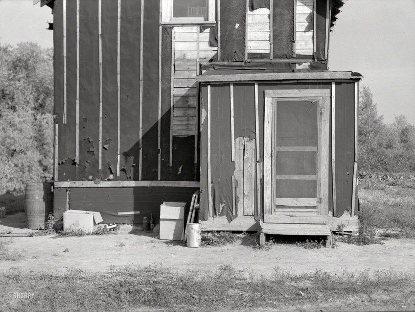 The Farmer's Quarters: 1937