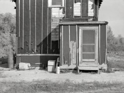 The Farmer's Quarters: 1937