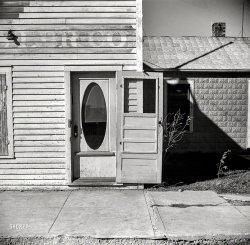 The Zero Door: 1937