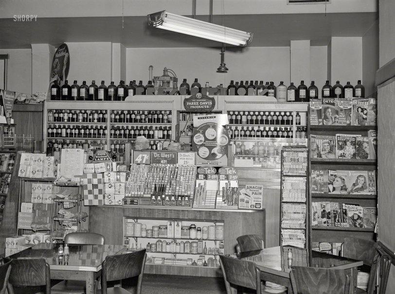 Pills & Potions: 1942