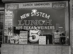 Hot Texas Wieners: 1939