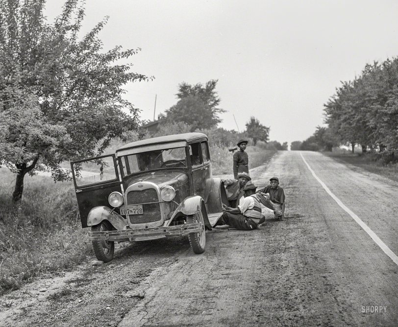 Pit Stop: 1940