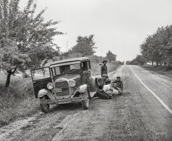 Pit Stop: 1940