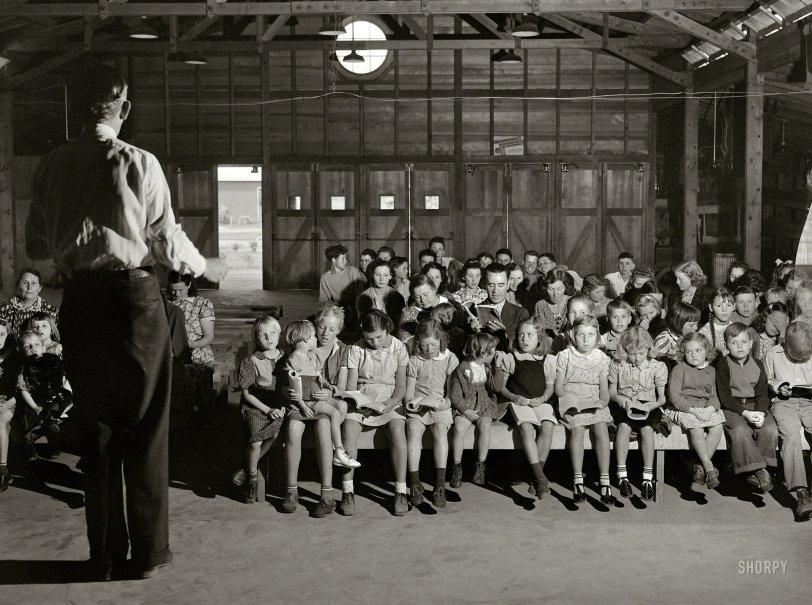 Choirboys: 1940