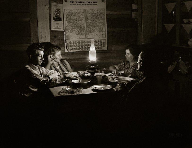 Pie Town Parley: 1940