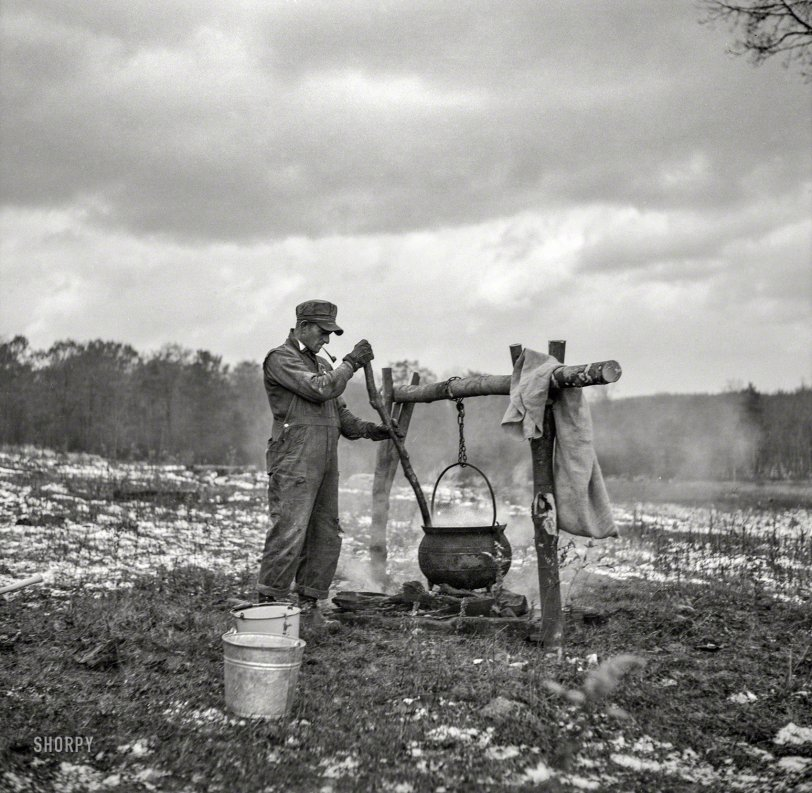Hog Soup: 1936