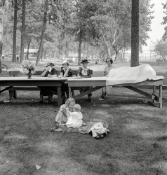 Picnic in the Park: 1939