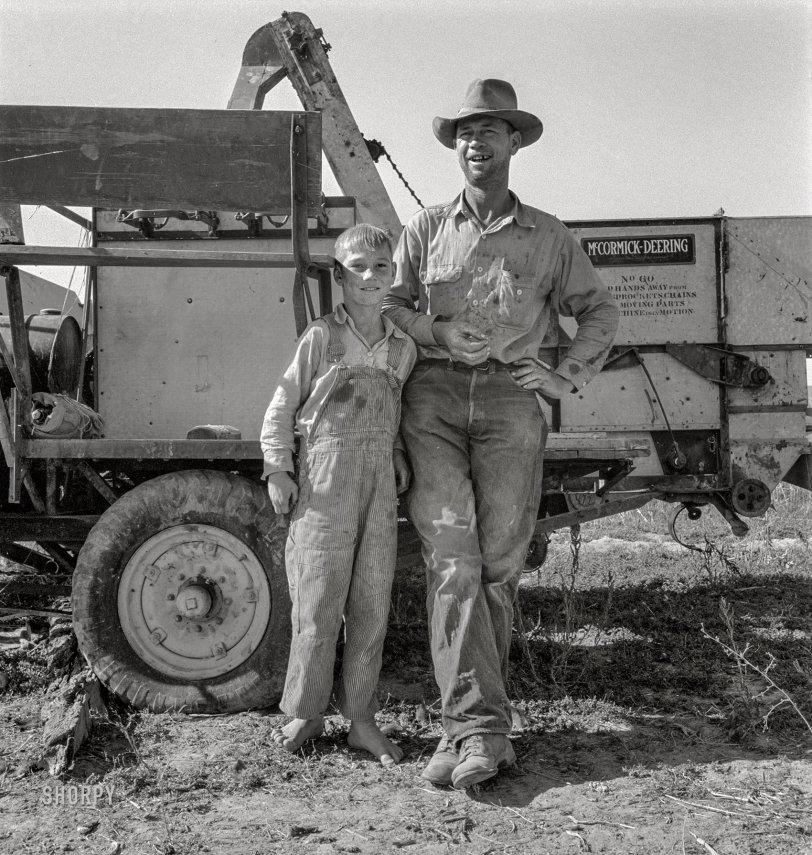 Farm Dad: 1939