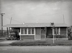 Modern Ranch: 1940