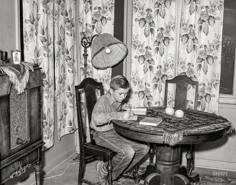 Studious Schmidt: 1940