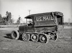 Neither Snow Nor Mud: 1940