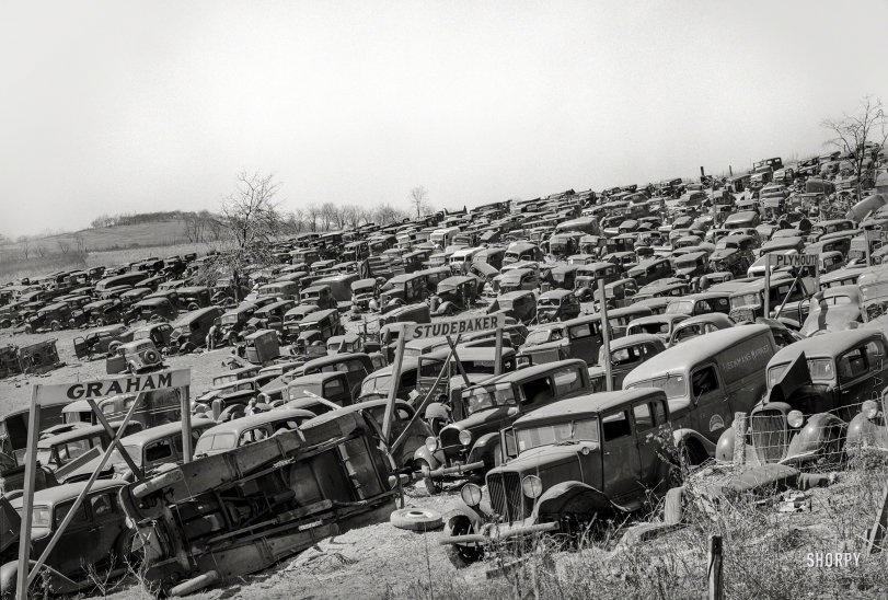 Stude Hill: 1941