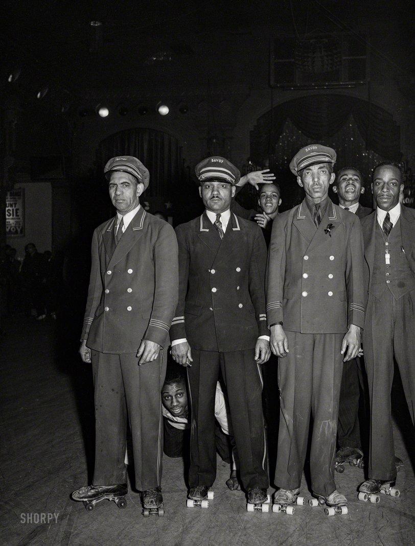 The Coasters: 1941