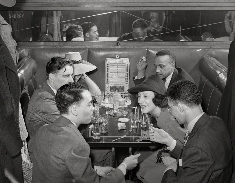 Mixed Drinks: 1941