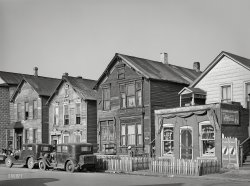 Federal Street: 1941
