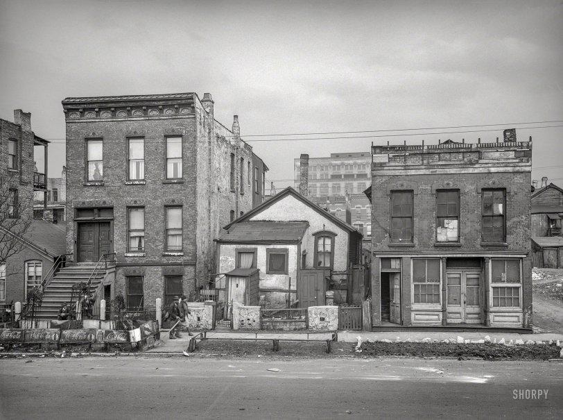 The Cola Garden: 1941