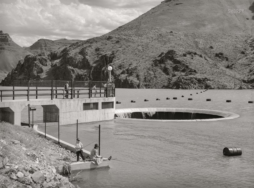 Fishing Hole: 1941
