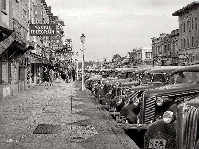 Twin Falls: 1941