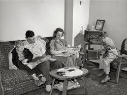 En Famille: 1941