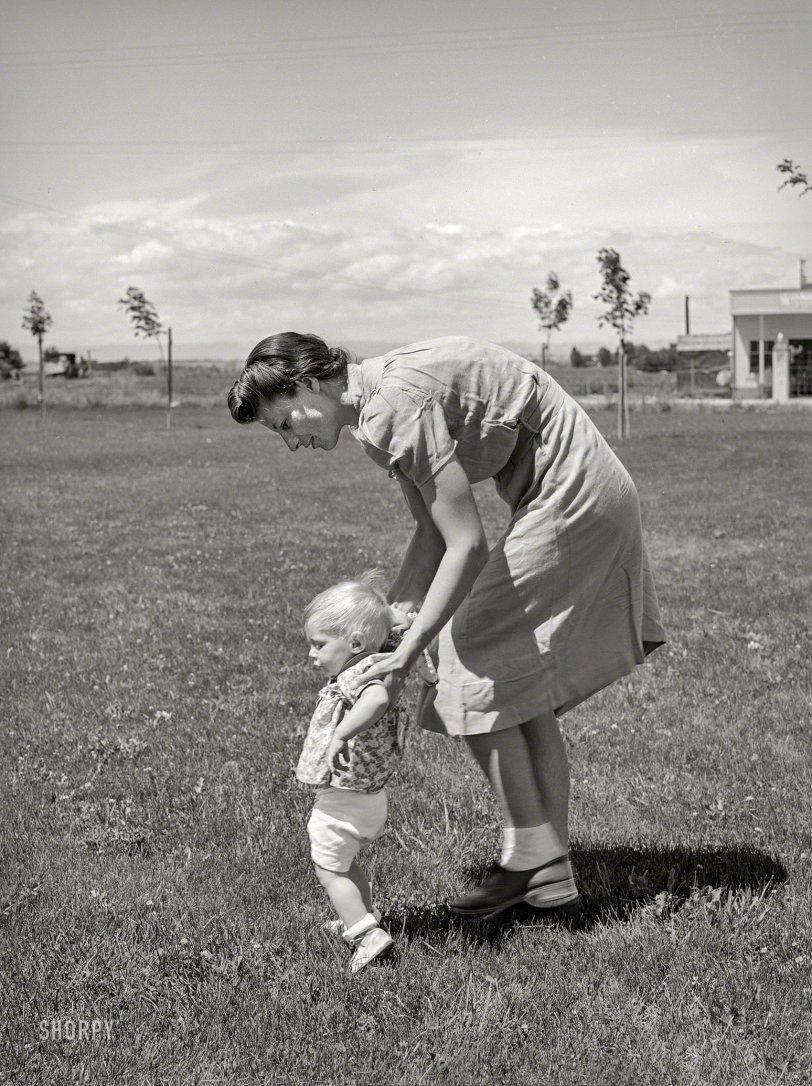 Baby Steps: 1941