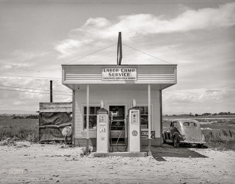 Idaho Chief: 1941