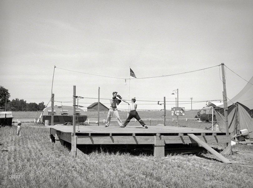 Fight Camp: 1941