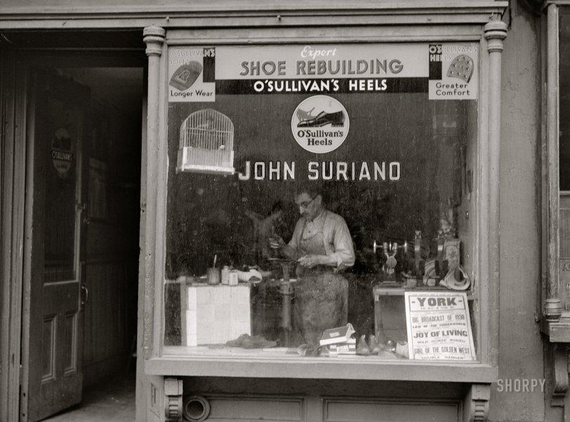 Sole Proprietor: 1938
